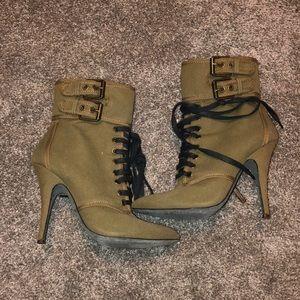 Balmain army heel